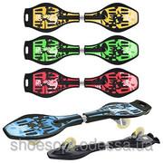 Скейт/ скейтборд рипстик Ripstik двухколесный 4 цвета