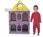 Разборной домик для кукол-кукольный домик.