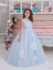 Детские  красивые платья на утренник