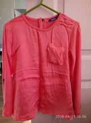 очень красивая брендовая блузка mexx размер детский M