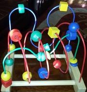Продам развивающая игрушка-лабиринт ИКЕА Мула